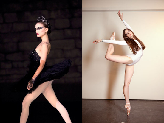 """aabc6e75da4a ... and faddishness that a """"Black Swan"""" inspired workout might seem to  entail however, so why not go straight to Portman's source? That is, Ballet  Beautiful ..."""