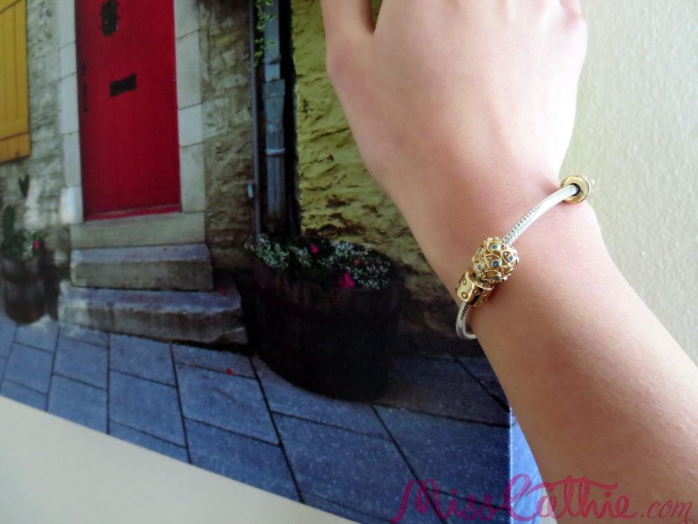 How Charm Ing My Pandora Charm Bracelet Miss Cathie